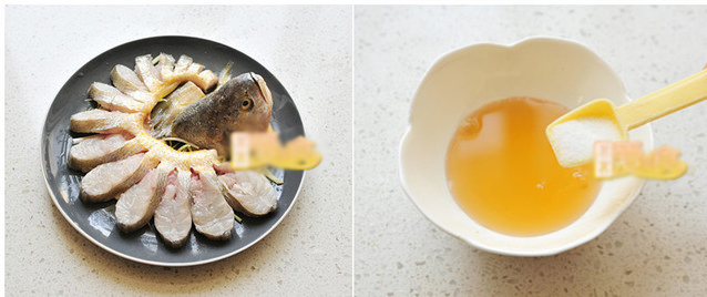 Cá hấp xì dầu ngon