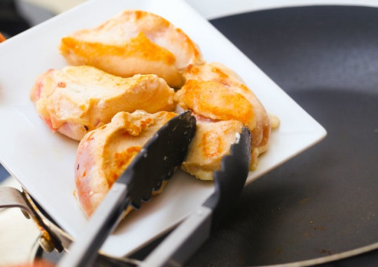 Cách làm gà sốt bơ ngon