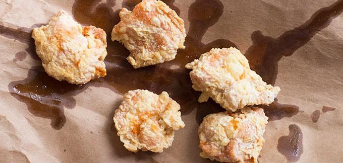 Cách làm gà sốt cam tươi