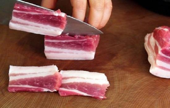 Cách làm thịt ba chỉ kho vừng