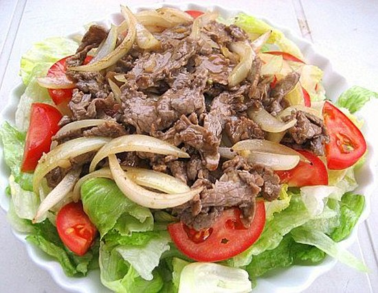 Cách làm thịt bò xào hành tây ngon