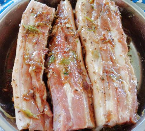 Cách làm thịt xá xíu ngon