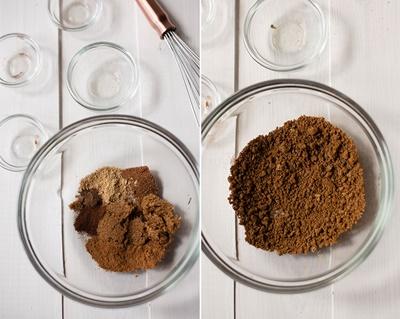 Cách pha cà phê bí ngô