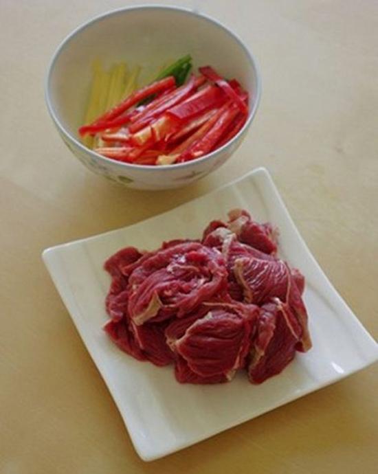 Cách làm thịt bò xào giá đỗ
