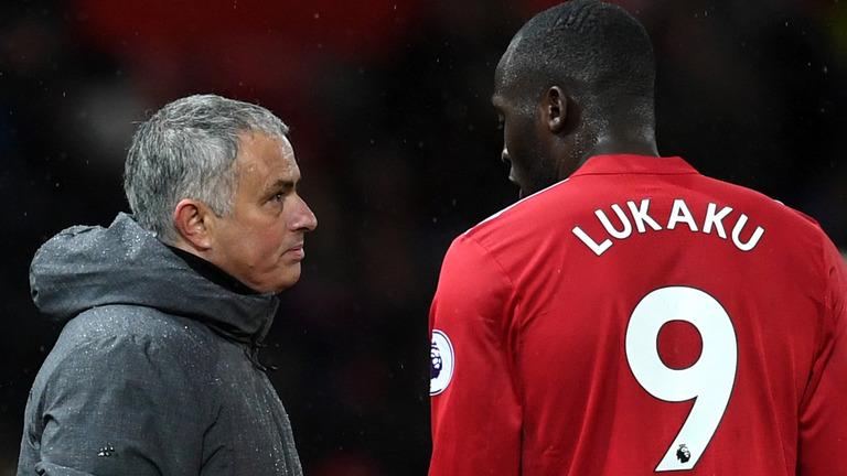 Lukaku đang khiến cho Mourinho hạnh phúc