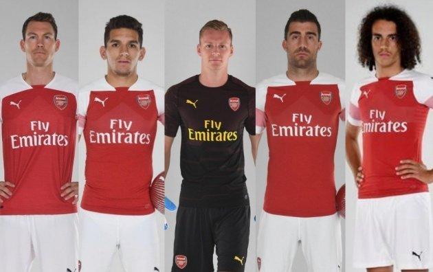 Các tân binh của Arsenal đều là những cầu thủ rất chất lượng
