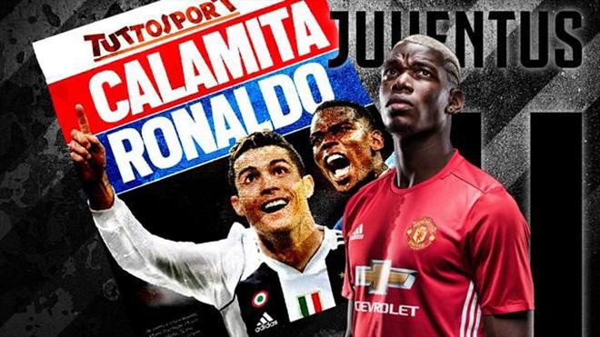 Pogba muốn trở lại Turin