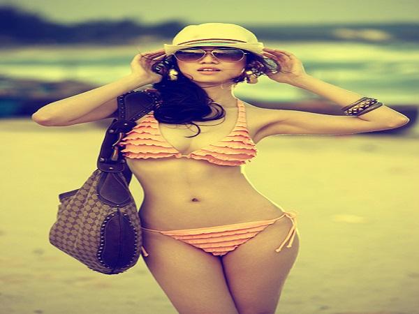 Hướng dẫn kinh nghiệm chọn bikini phù hợp với dáng người
