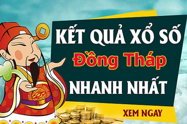 Soi cầu XS Đồng Tháp chính xác thứ 2 ngày 26/08/2019