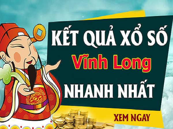 Soi cầu dự đoán XS Vĩnh Long Vip ngày 1/11/2019