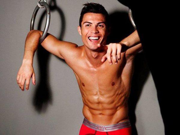 Chế độ tập luyện của Cristiano Ronaldo