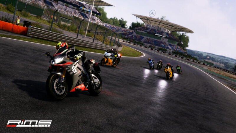 Bản demo miễn phí của RiMS Racing có sẵn trên Steam trong tuần này