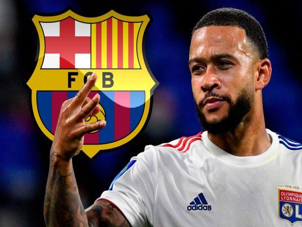 Chuyển nhượng tối 9/6: Barca sắp chiêu mộ được Memphis Depay