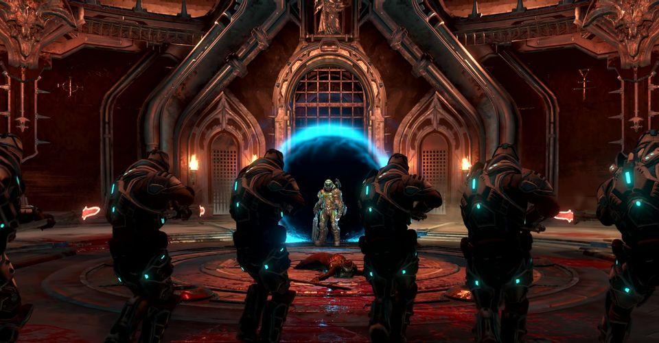 Bản cập nhật Doom Eternal mới nhất bổ sung Cấp độ Master mới